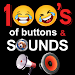 100's of Buttons & Sounds for Jokes and Pranks
