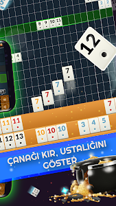 screenshot of 101 Okey - İnternetsiz version 1.4.7