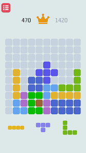 screenshot of Block Puzzle Mania version Varies with device