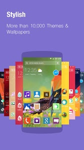 screenshot of APUS Launcher-Theme, Wallpaper version 2.9.5