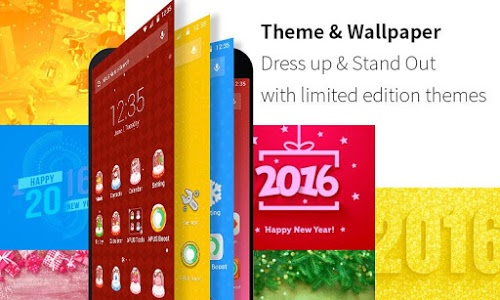 screenshot of APUS Launcher-Small,Fast,Boost version 1.9.9