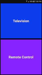 screenshot of AT Remote for Youtube version 1.77