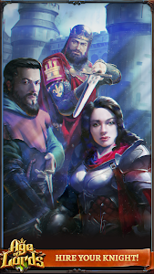 screenshot of Age of Lords: Legends & Rebels version 2019.4.4