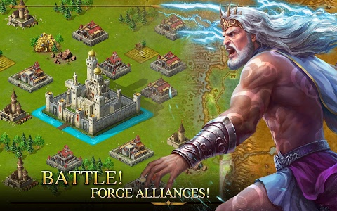 screenshot of Age of Warring Empire version 2.5.53