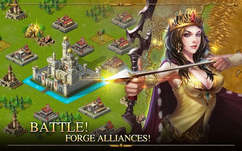 screenshot of Age of Warring Empire version 2.4.47