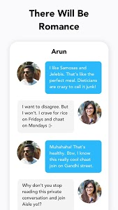 screenshot of Aisle — Dating App For Indians version 7.3.0