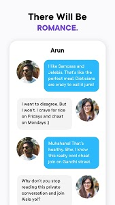 screenshot of Aisle — Dating App For Indians version 7.9.2
