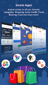 screenshot of AppBrowzer - Browser for Web and Apps. Fast & Easy version 3.0.6