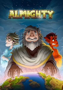 screenshot of 🌍 Almighty: God Idle Clicker version 1.25.9