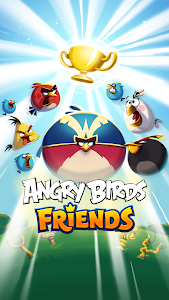 screenshot of Angry Birds Friends version 3.5.0