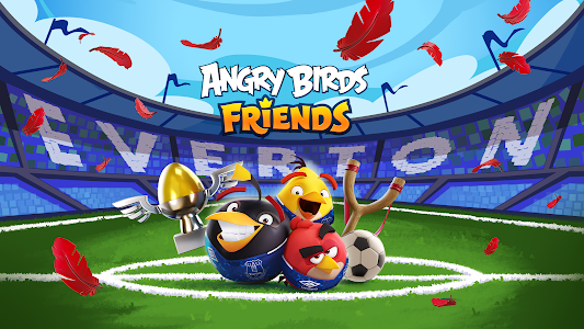 screenshot of Angry Birds Friends version 8.7.0