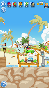 screenshot of Angry Birds Friends version 6.0.2