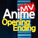 Download Anime Opening, Ending MV player 11009-animeOPED APK