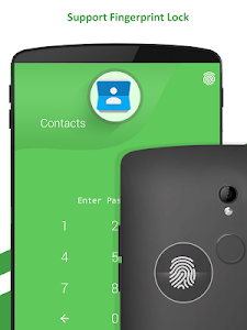 screenshot of AppLock version 3.9