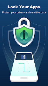 screenshot of AppLock - Lock Apps & Security Center version 1.0.3