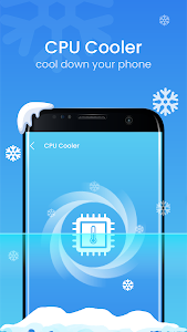 screenshot of AppLock - fingerprint lock & phone cleaner version 1.1.2