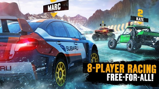 screenshot of Asphalt Xtreme: Rally Racing version 1.7.4c