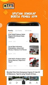 screenshot of BaBe+ - Berita Indonesia version 9.0.1.01