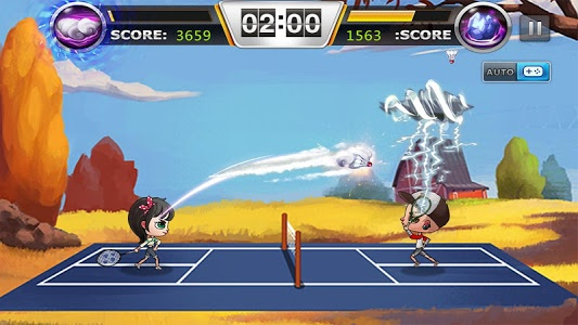 screenshot of Badminton Legend version 3.1.3913