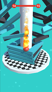 screenshot of Ball Move Top: 8 Free Game in 1 Shooting Ball Game version 2.0