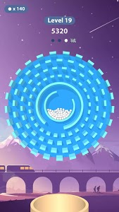 screenshot of Balls Roll Out 3D version Varies with device