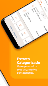 screenshot of Banco Itaú version 6.7.5