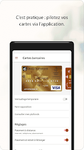 screenshot of Banque version 5.6.4