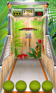 screenshot of Basketball Mania version 3.8