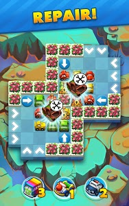 screenshot of Traffic Puzzle - Cars Match 3 Game version 1.48.141