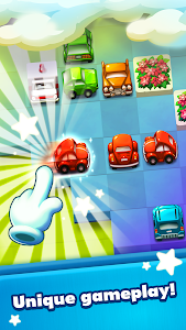 screenshot of Traffic Puzzle version 1.38.93