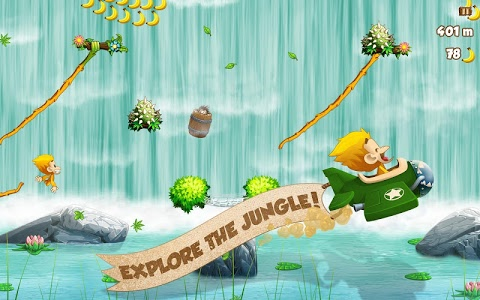 screenshot of Benji Bananas version 1.37