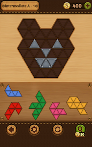 screenshot of Block Puzzle Games: Wood Collection version 1.1.15