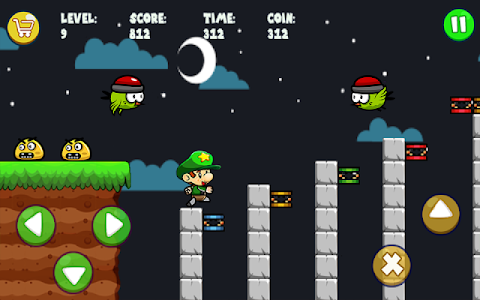 screenshot of Bob's World - Super Adventure version 1.27
