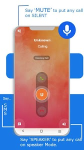screenshot of Vani - Your Personal Voice Assistant Call Answer version 9.2