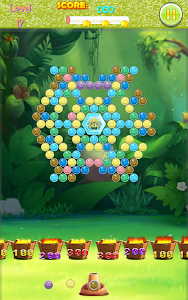 screenshot of Bubble Shooter : Spinner version 3.4