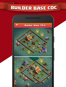 screenshot of Builder Base COC version 1.2