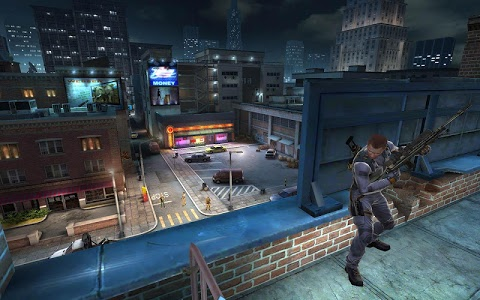 screenshot of CONTRACT KILLER: SNIPER version 3.1.1