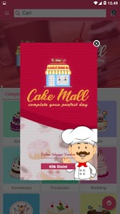 screenshot of Cake Mall version 1.29.018