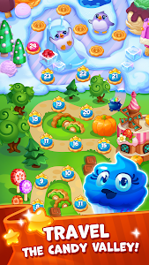 screenshot of Candy Valley - Match 3 Puzzle version Varies with device