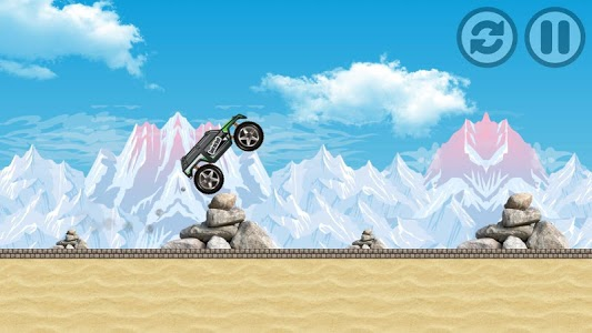 screenshot of Car Crush: Speed and Death version 1.3