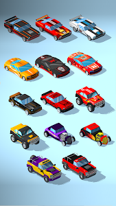 screenshot of Car Drift 3D: Fast action drifting game with sling version .15
