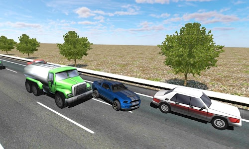 screenshot of Racing in Car version 3.1