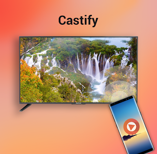 screenshot of Cast to TV & Chromecast version 4.224