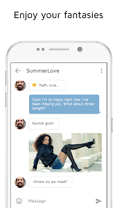 screenshot of Casual Dating & Adult Singles — JOYRIDE version 4.14.6