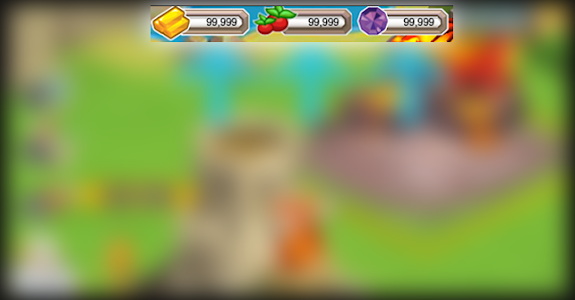 screenshot of Cheats: Dragon City  version 1.0