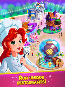 screenshot of Chef Rescue - Cooking & Restaurant Management Game version 2.9.5