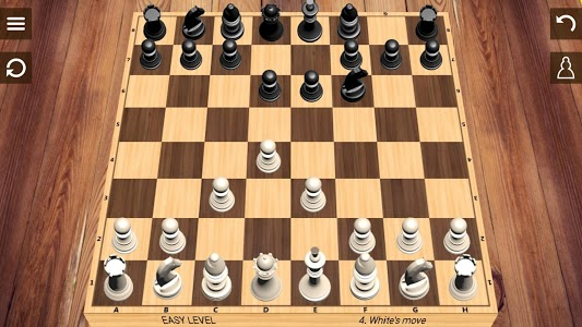 screenshot of Chess version 2.6.1