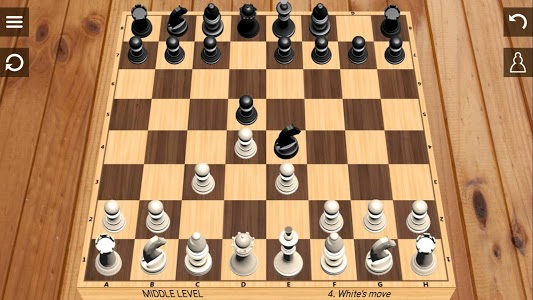 screenshot of Chess version 2.5.1
