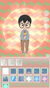 screenshot of Chibi Doll - Avatar Creator version 1.5