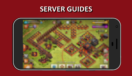 screenshot of Clash Of Lights FHxServer Info version 1.0